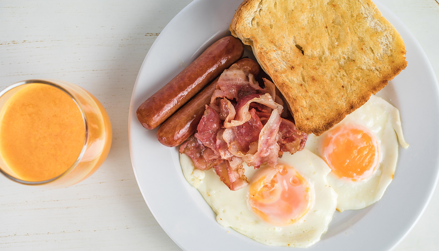Sandwich Angola - Menu Pequeno Almoço