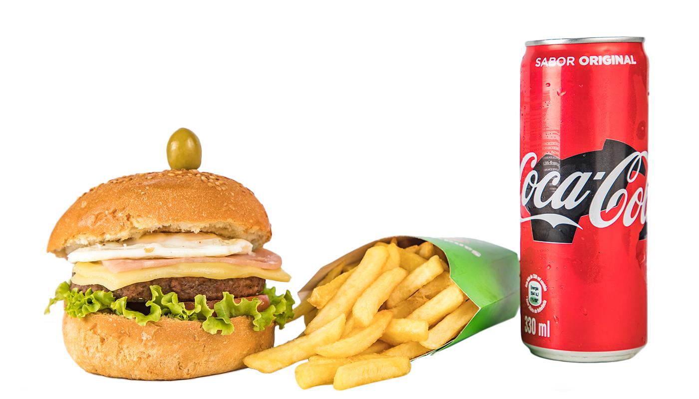 Sandwich Angola - Menu Hambúrguer