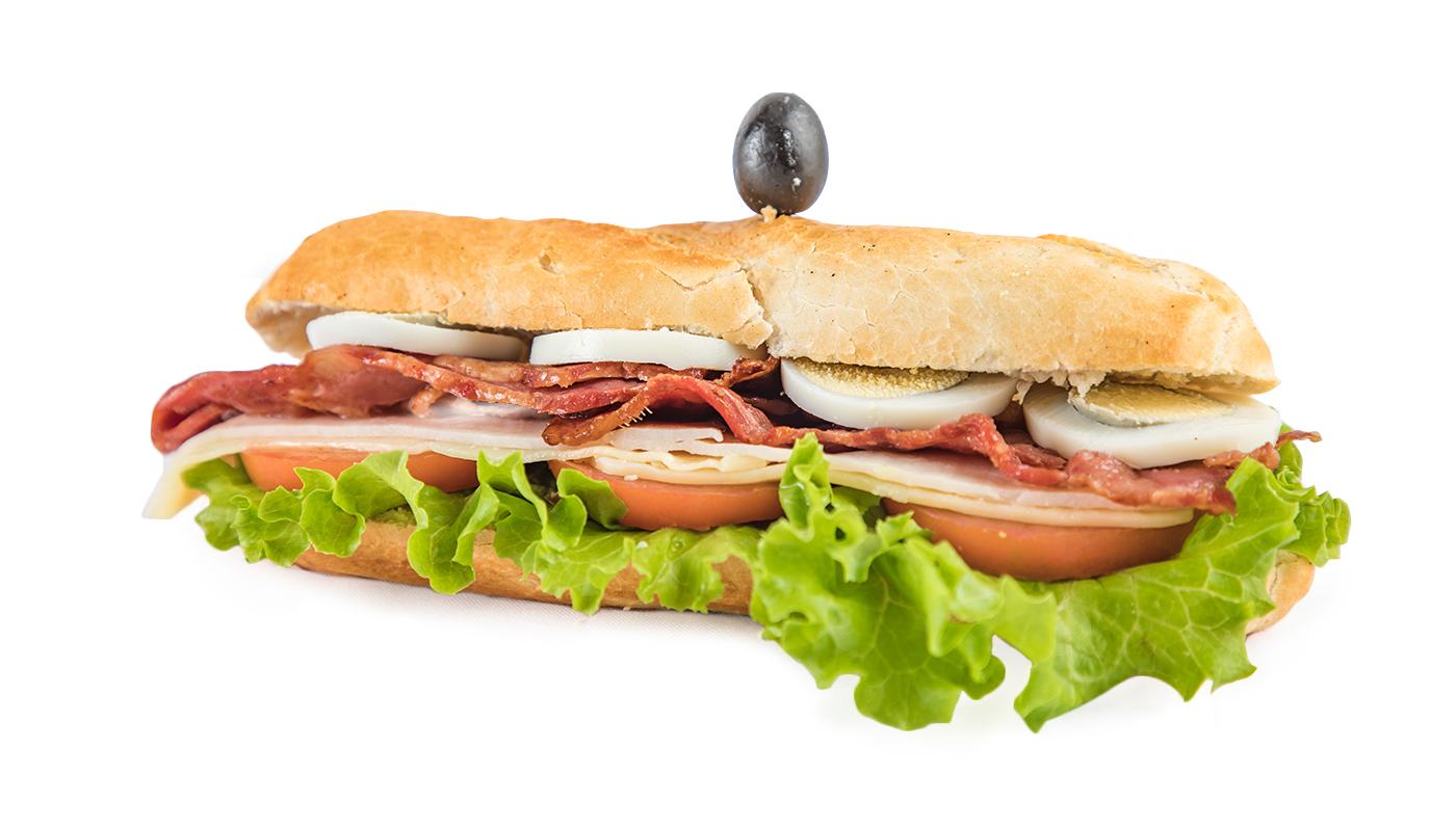 Sandwich Angola - Sandwich Club