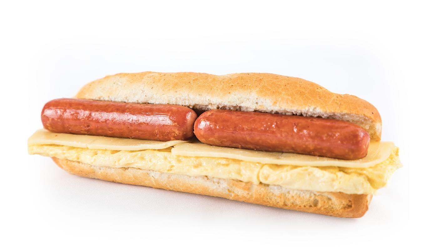 Sandwich Angola - Sandwich Mata-bicho II