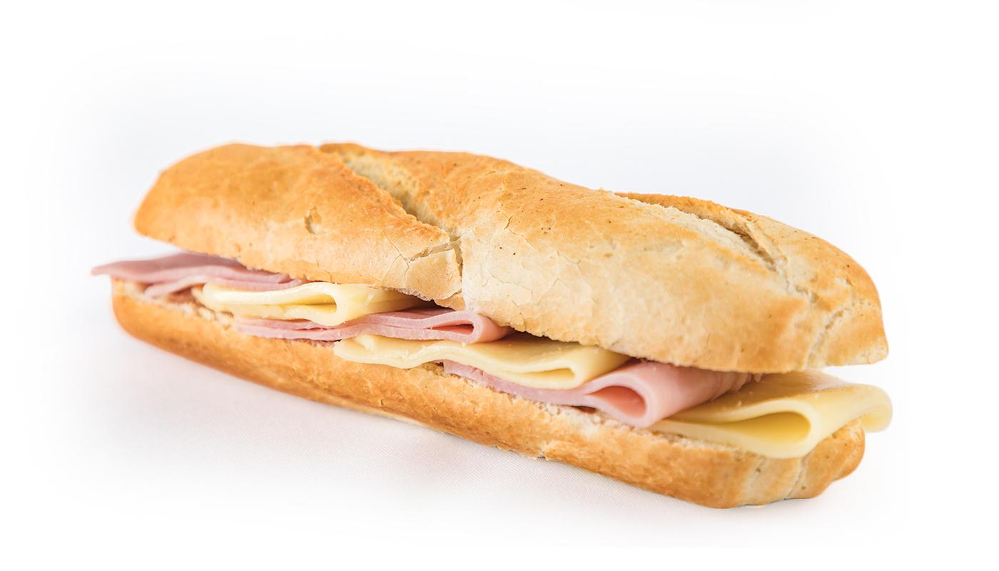 Sandwich Angola - Sandwich Mista