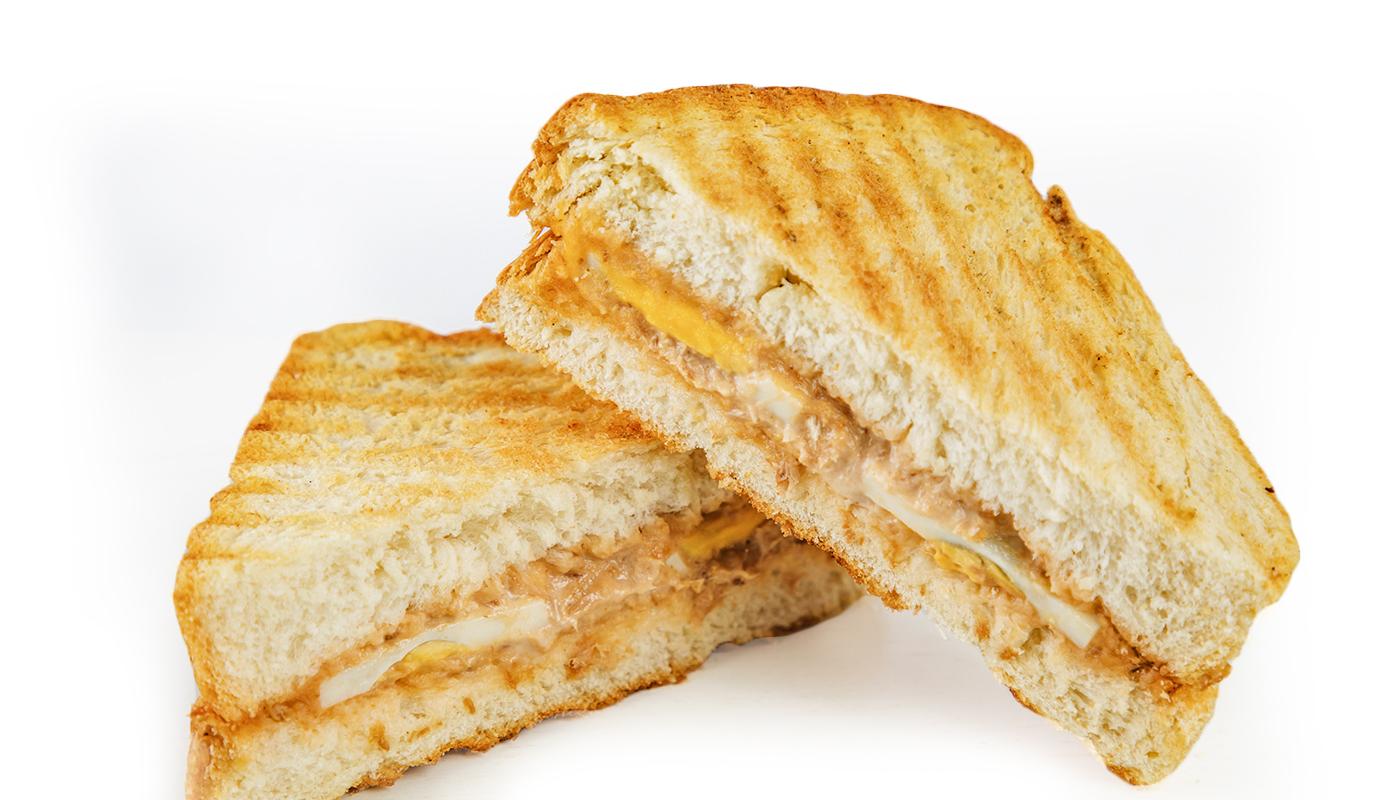 Sandwich Angola - Tosta de atum