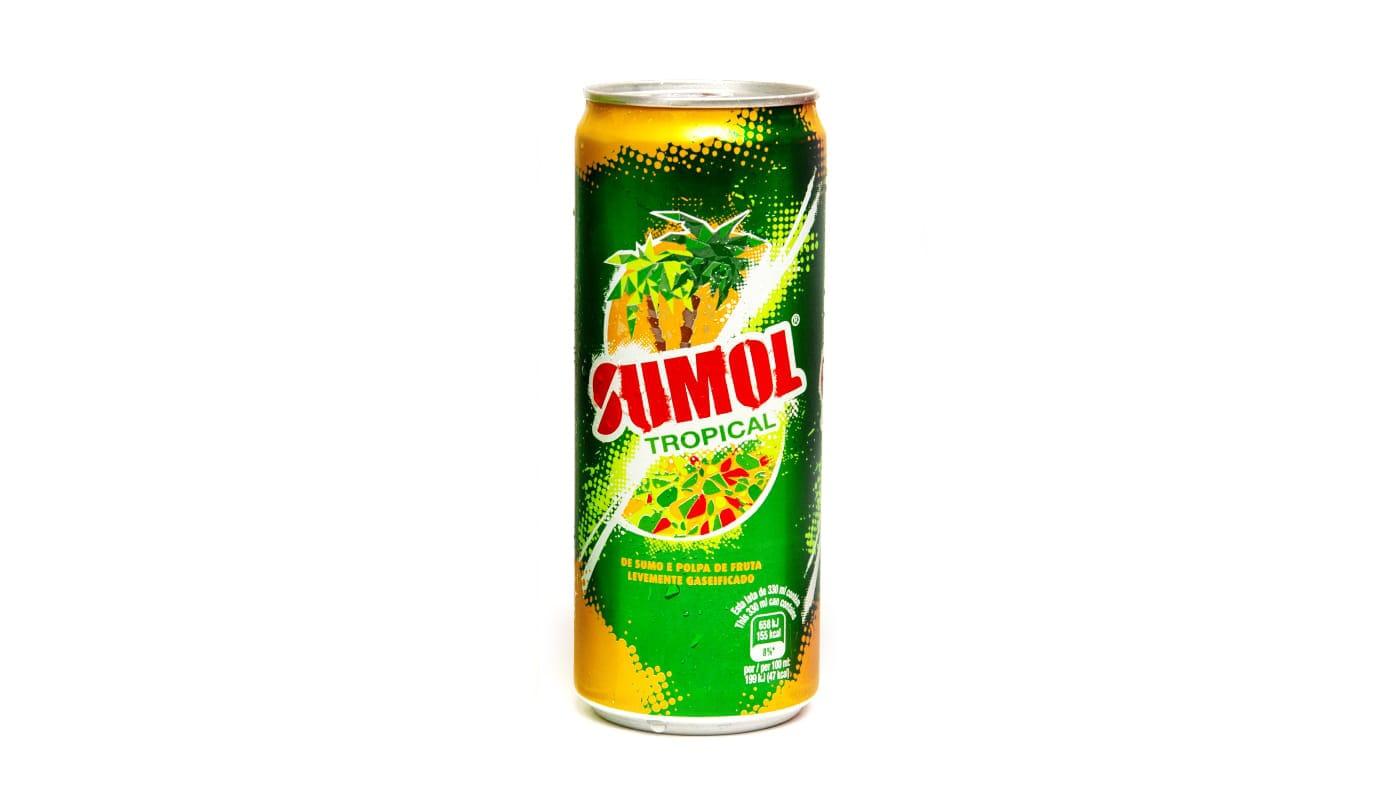 Sandwich Angola - Sumol Tropical