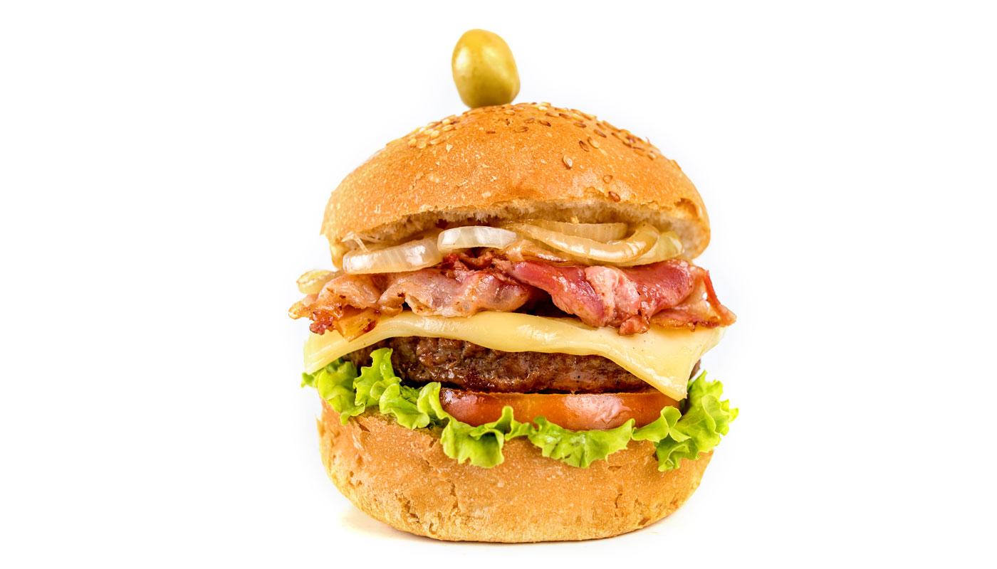 Sandwich Angola - Hambúrguer Americano
