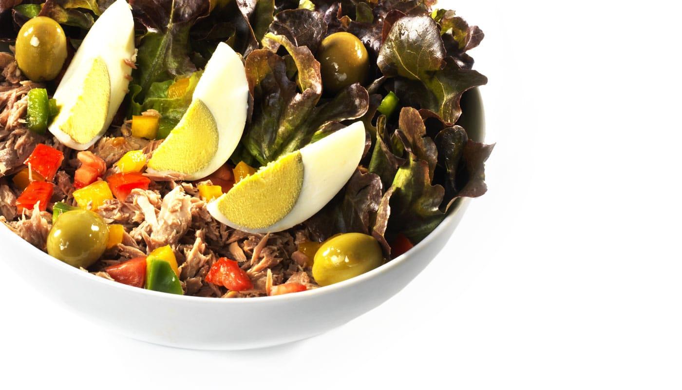 Sandwich Angola - Salada Atlântica