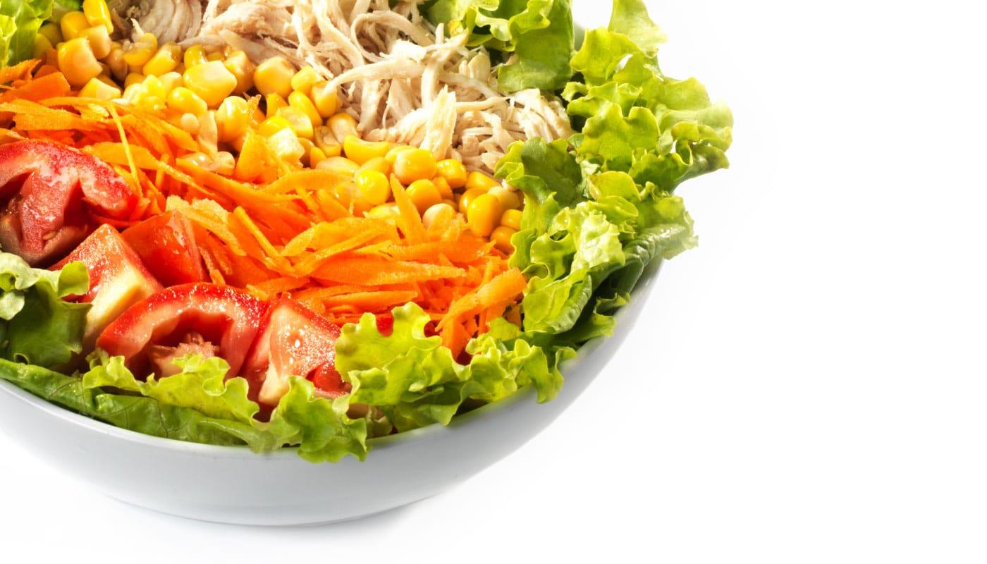 Sandwich Angola - Salada de frango